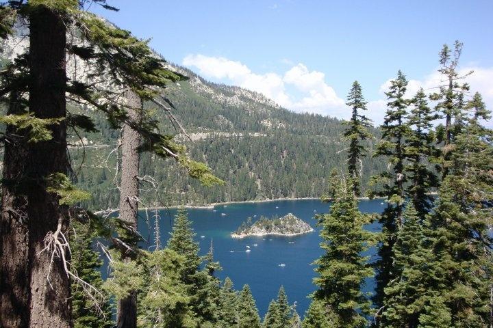 Lake Tahoe.. For my sister Evangeline's wedding...♥