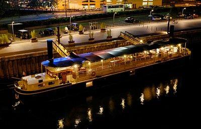 Wohnschiff - Passagierschiffe - Restaurantschiffe Schneider for sale