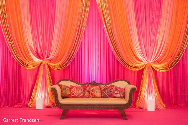 Sangeet Decor http://www.maharaniweddings.com/gallery/photo/68683