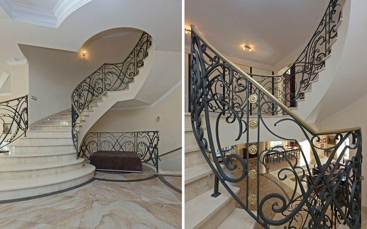#homestate #homeestate #realestate #premium #warsaw #house #stairs #unique #interior #design