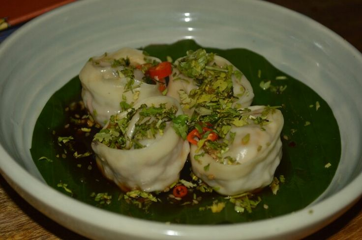 Traditional Peking dumplings (Chicken)