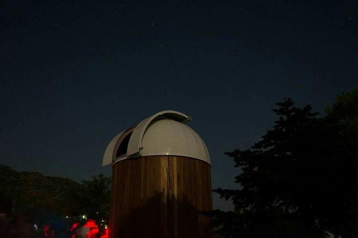 Astrophysics Association of Asea | observatory. Photo credits Thodoris Kontaxis