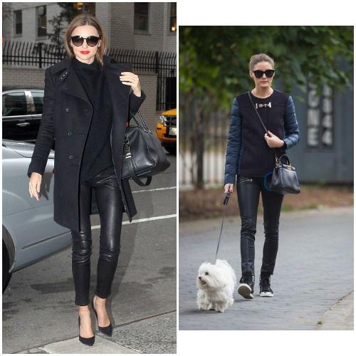 Hot buy: Τα 7+1 καλύτερα δερμάτινα παντελόνια της σεζόν