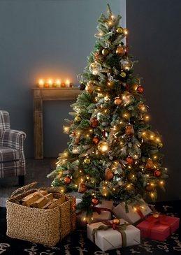 Ber ideen zu lichterkette weihnachtsbaum auf for Weihnachtsbaum vorhang