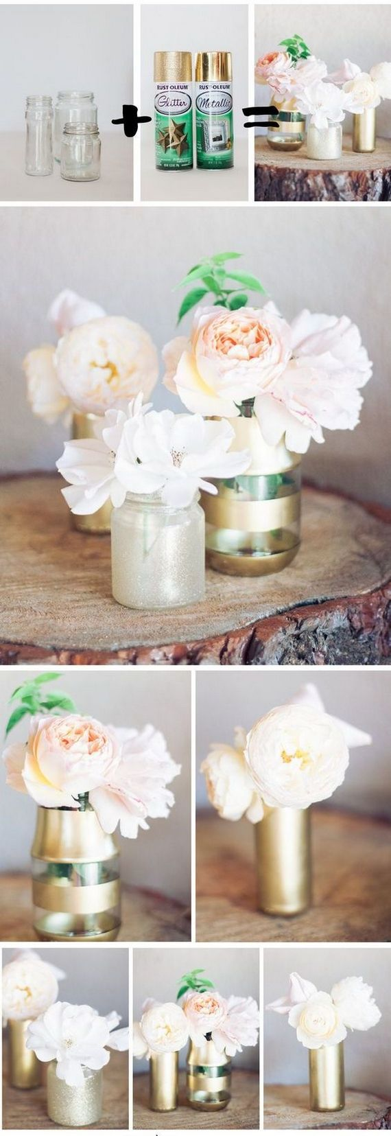 845 best DIY images on Pinterest | Table centers, Wedding ...