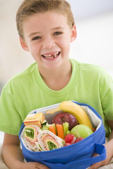 Las 5 claves para una merienda o lonchera escolar nutritiva y balanceada