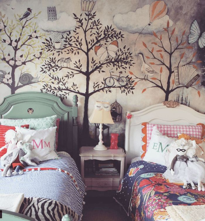 A Budding Interior Decorating Star – McGizzles!