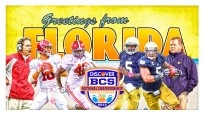 2012-2013 College Bowl Game Schedule