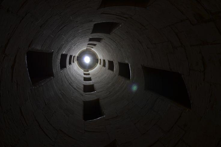 Château de Chambord - Grand escalier à double révolution