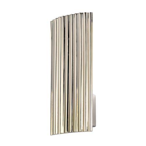 Modern Sconce Wall Light in Polished Nickel Finish | 4621.35 | Destination Lighting