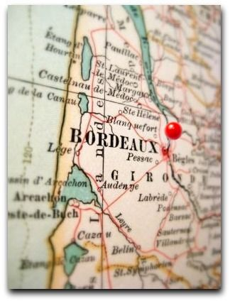 Bordeaux. France - Wine Country!