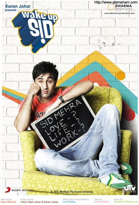 Image result for wake up sid movie