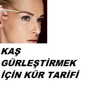 Seyrek kaşlı bayanlar için Ebru şallıdan kaş gürleştiren formülü paylaşmak…