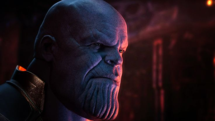 Thanos Avengers EndGame 4k thanos-wallpapers, superheroes wallpapers, movies wal…