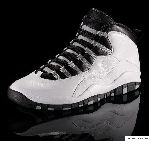 Air Jordan X (10): 1994-95 - SneakerNews.com