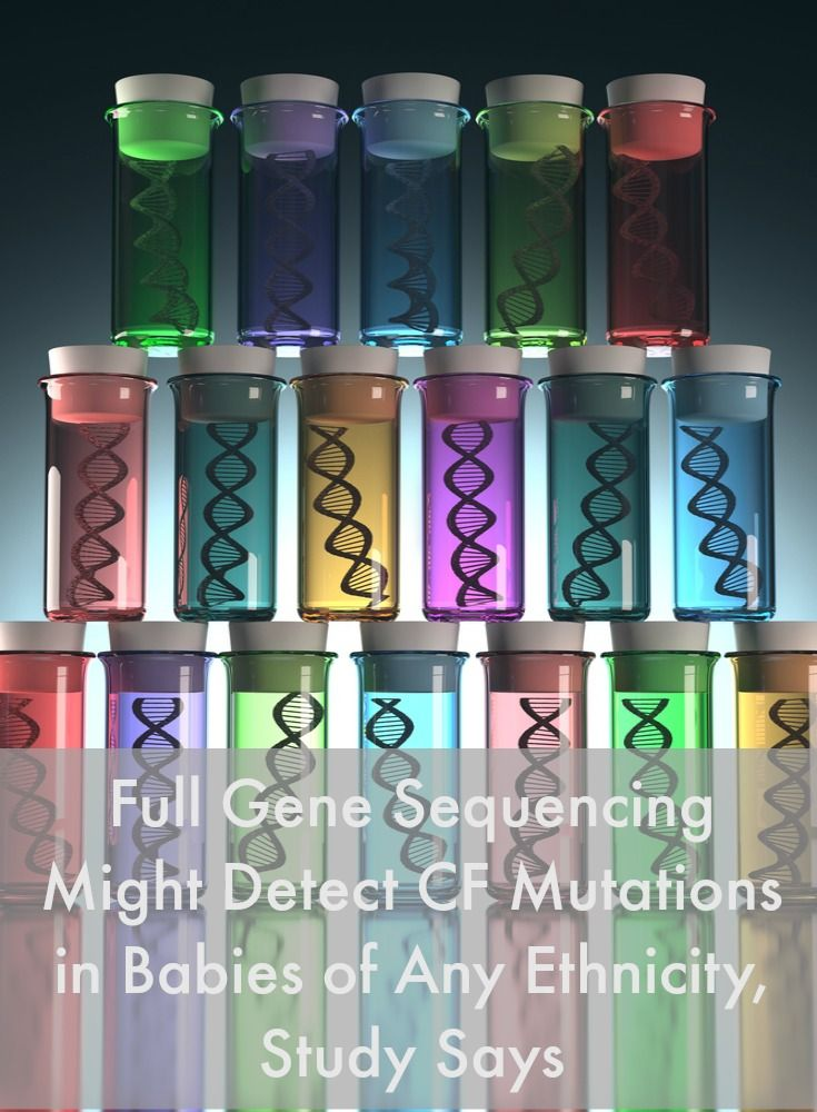 Full Gene Sequencing Might Detect CF Mutations in Babies of Any Ethnicity, Study Says