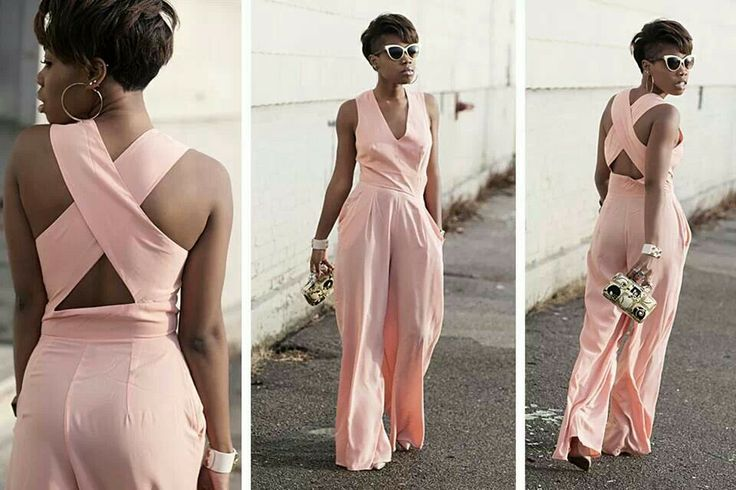 Pink Jumpsuits And Rompers | Fashion Ql