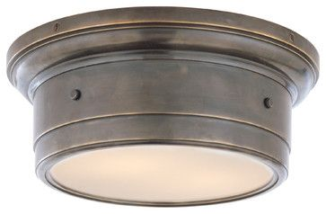 Circa lighting - Great for an office or kitchen looking for a rustic, nautical or beach vibe.