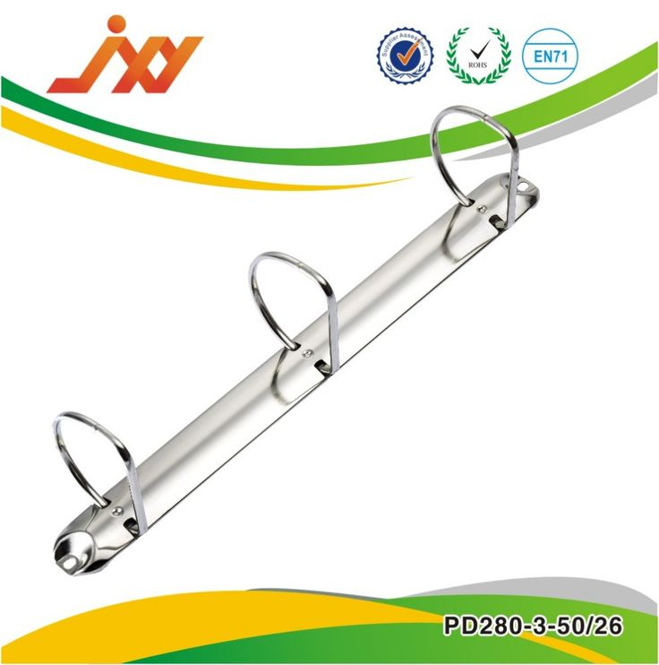 metal 3 ring clip office stationery list