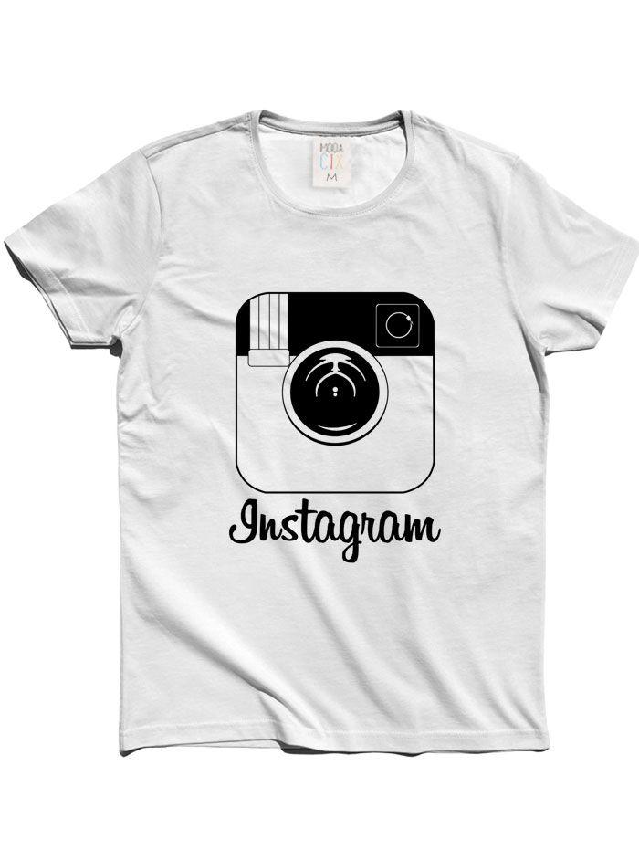Instagram Tişört