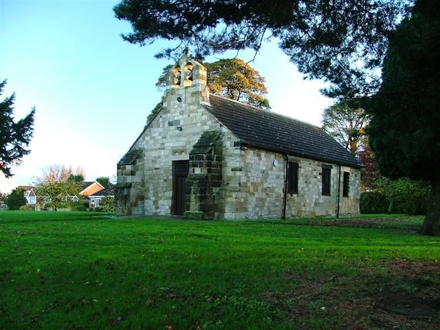 St Peter's chuch, Thornaby. 12th Century