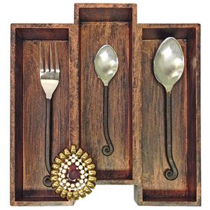 3 Section Cutlery Tray Rs 1099/- http://www.tajonline.com/diwali-gifts/product/hbf41/3-section-cutlery-tray/?aff=pint2014/