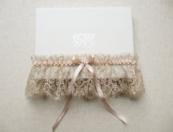 If i have to have one, i'd like this one.  Antiquity lace silk garter by florriemitton on Etsy