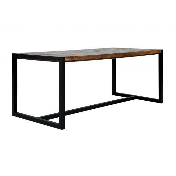 Jídelní stůl z masivu, dřevěný nábytek do jídelny