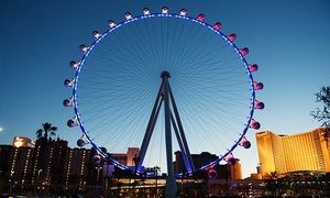 Groupon - $ 65 for a VIP Ride Package for Two at The High Roller at the LINQ ($109.90 Value) in Las Vegas. Groupon deal price: $65