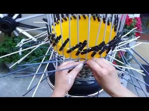 vrstva  rybí kost  video ukázka pletení Mikyna