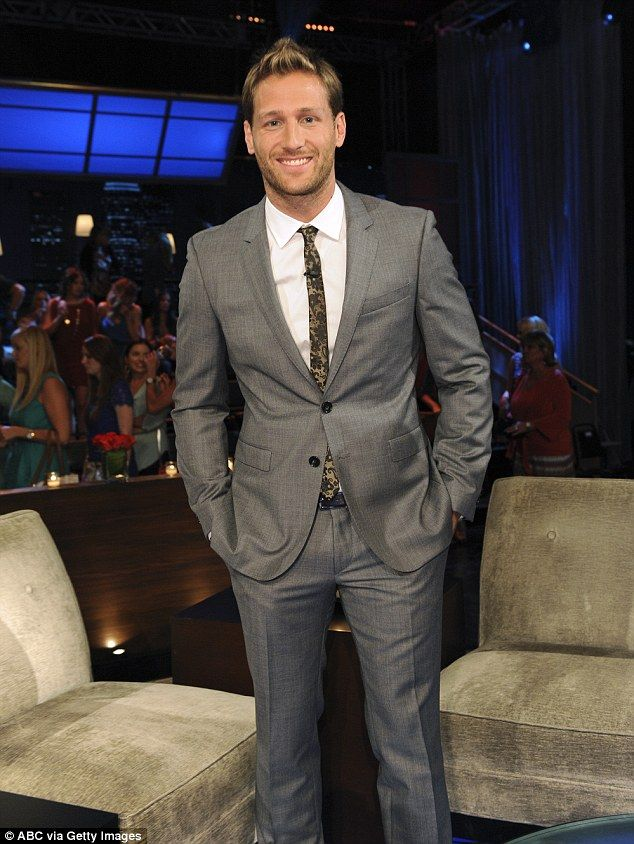 Second chance at love: After failing to win Desiree Hartsock's heart, Juan Pablo was announced as the 18th Bachelor following the Final Rose ceremony on August 5