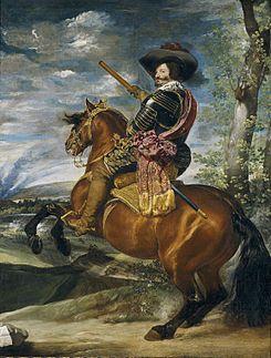 Gaspar de Guzmán y Pimentel Ribera y Velasco de Tovar (Roma, 6 de enero de 1587 - Toro, 22 de julio de 1645) fue un noble y político español, III conde de Olivares, I duque de Sanlúcar la Mayor, I marqués de Heliche, I conde de Arzarcóllar y I príncipe de Aracena, conocido como el conde-duque de Olivares, valido del rey Felipe IV (que reina hasta 1665).