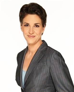 """""""The Rachel Maddow Show"""" debuted in September 2008 and was the most successful show launch in MSNBC history, immediately boosting ratings in its time period. """"The Rachel Maddow Show"""" was named one of the top shows of the decade by the Washington Post in 2009.  Maddow was also named a """"Breakout Star of 2008"""" by The Washington Post, The Los Angeles Times named her to the """"Best of Television 2008"""" and she was named one of the """"Top Ten Political Newcomers of 2008"""" by Politico."""