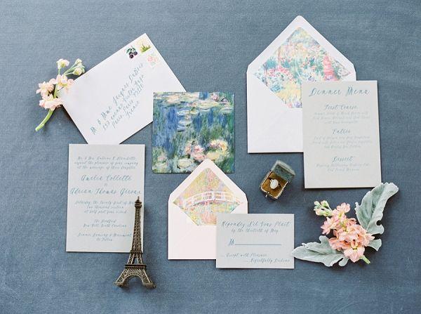 French Inspired Pastel Wedding Ideas : Bajan Wed