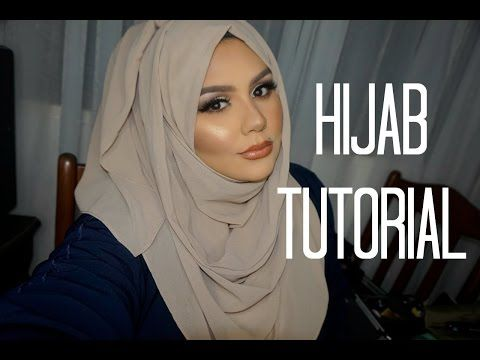 Hijab Tutorial | Loose Hijab - YouTube