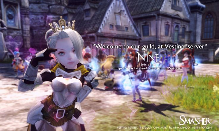 Dragon Nest INA Guild Promotion 'Nine'