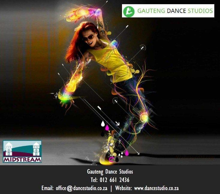 Contact Gauteng Dance Studios for dancing lessons in Midstream, Centurion, Gauteng