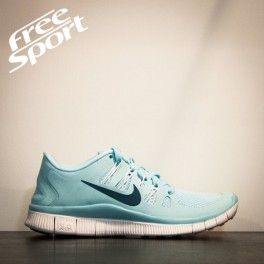 Nike Free 5.0 Celeste 580591-431