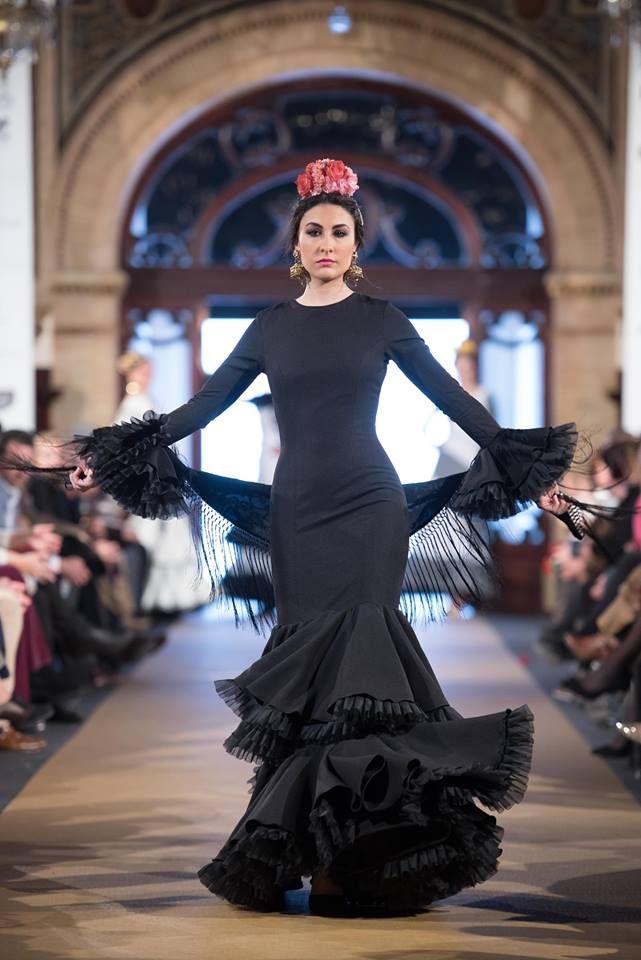 We Love Flemenco 2017 Mercedes Dobemal #vestido #modaflamenca #wlf17 #sevilla