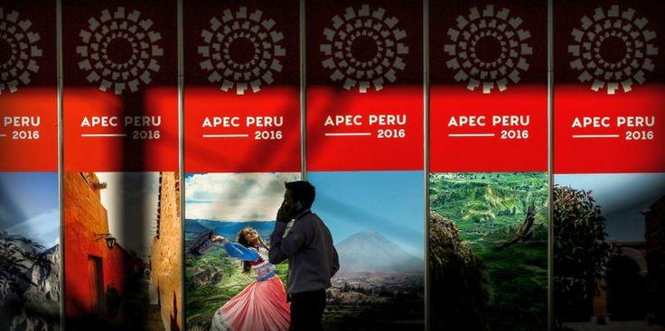Cumbre APEC trabajará cuatro temáticas