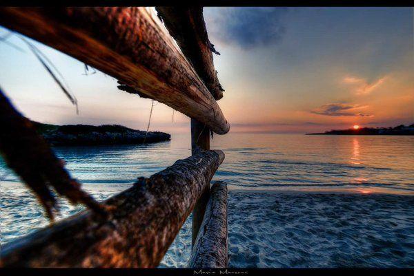 Spiaggia Le Canne, Litoranea #Taranto