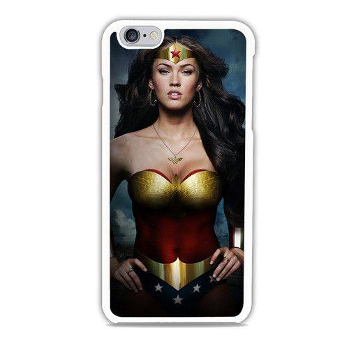 Wonder Woman Megan Fox iPhone 6 Case