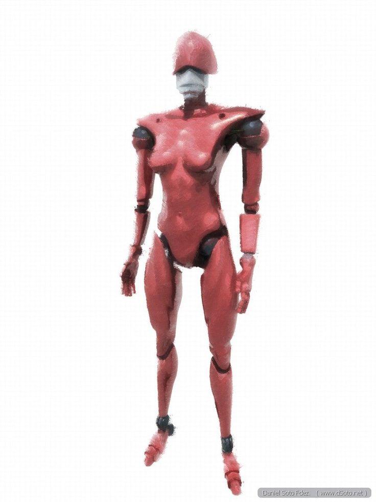 Robot A2 (Concept)