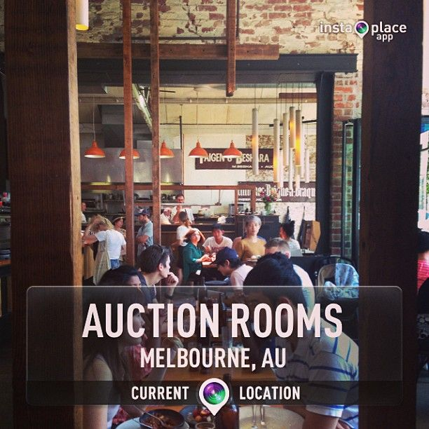 Auction Rooms in North Melbourne, VIC