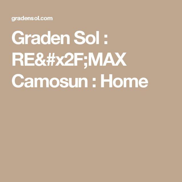 Graden Sol : RE/MAX Camosun : Home