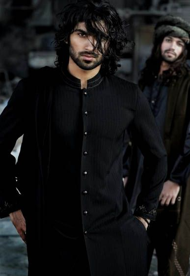 Middle Eastern Swag This guy is all kinds of foine