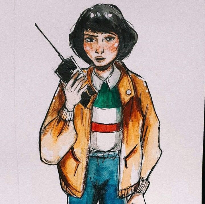 Stranger Things Mike Stranger Things Mike Stranger Things Art