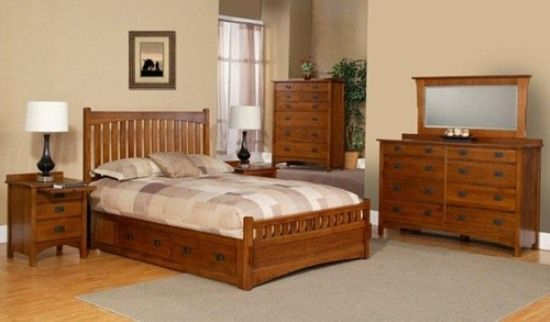 Oak Bedroom Furniture Sets – Insanely Cozy Yet Elegant