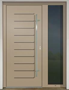 GAVA 470a FD RAL 1019 vstupné dvere