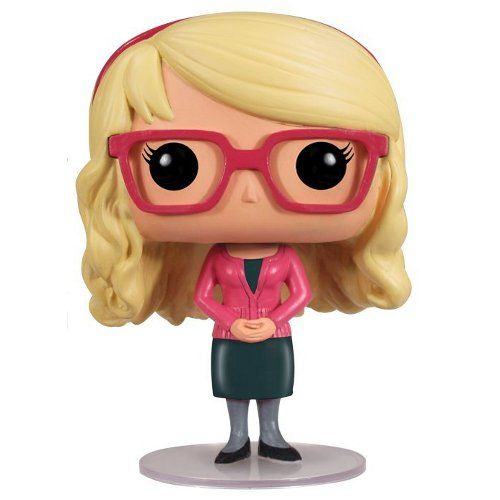 Figurine Bernadette (The Big Bang Theory) - Figurine Funko Pop http://figurinepop.com/bernadette-rostenkowski-wolowitz-the-big-bang-theory-funko